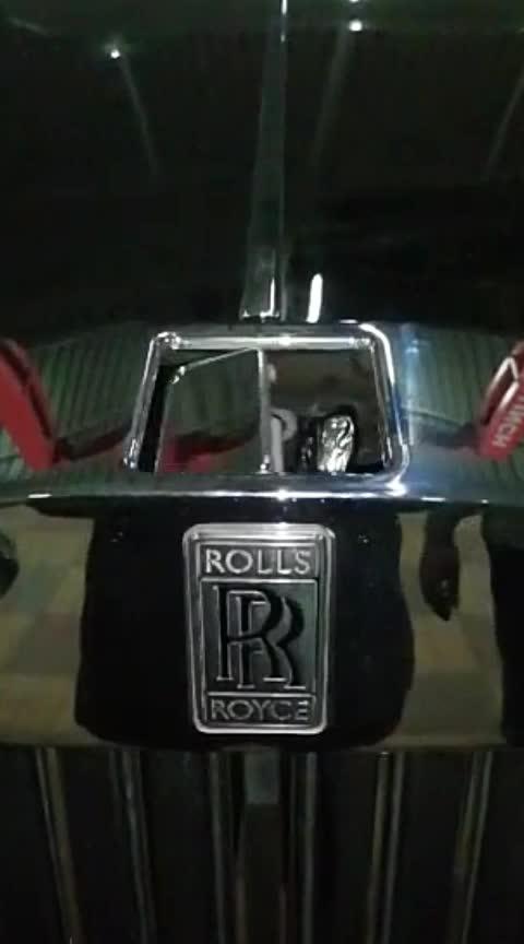 #rollsroyce #car  #roposo #love