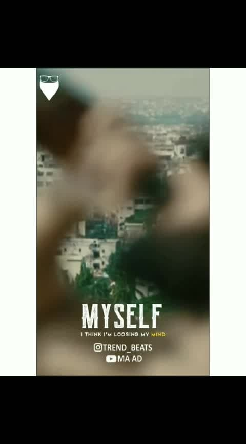 I thinking Losing My Mind🤔🤔🤔#myself