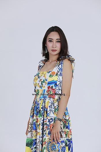 Miss Thailand ....  #MissAsia2018 #missasiaglobal2018 #pegasusevent #godsowncountry #incredibleindia #manapuramfinance_LTD #DrAjitRavi #DQwatches #sajearthresorts #MissAsiaGlobal #Thailand #TEEYAPARSRETSIRISUVARNA