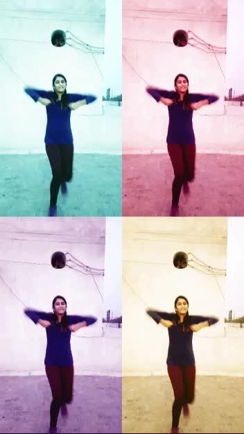 Rangeela re 💚✨ #dance #rangeelare #roposobeats #roposostars