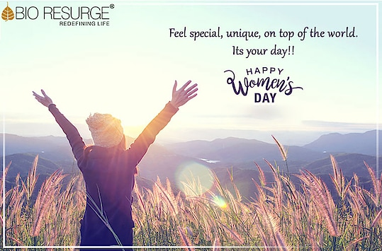 A salute to the real architects of society. Happy Women's Day! Grab 15% OFF On Skin, Hair and Health Care Ayurvedic Products |  Apply Coupon Code: March15 Shop Now: http://bioresurge.in/ #bioresurge #women #WomensDayOffer #beingwoman #respect #strong #womenpower #love #captions #internationalwomensday #महिलादिवस