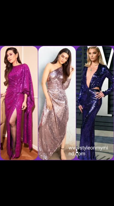 💜 STYLEONMYMIND 💜 Shiny disco balls, ensembles inspired by disco and rock n roll are having a moment. For more style updates pl visit wwwstyleonmymind.com . #fashionpost #fashionindia #be-fashionable #fashion#fashion_women #fashionquotiont #trendsetter #be-in-trend #trend-alert #trendylook #glamour #glamourworld #glamourandstyle #styletips #roposo-styl #stylewear #roposo-styl e#stying #couturecollection #couture #couturedress #celebrityfashion #celebritystyle #indianfashionblogger #bollywooddresses #bollywoodfashion #roposo-fashion #roposofashionandmakeupdiaries #roposofashionbloggernetwork #roposofashionblog #karishmakapoor #kirtisanon