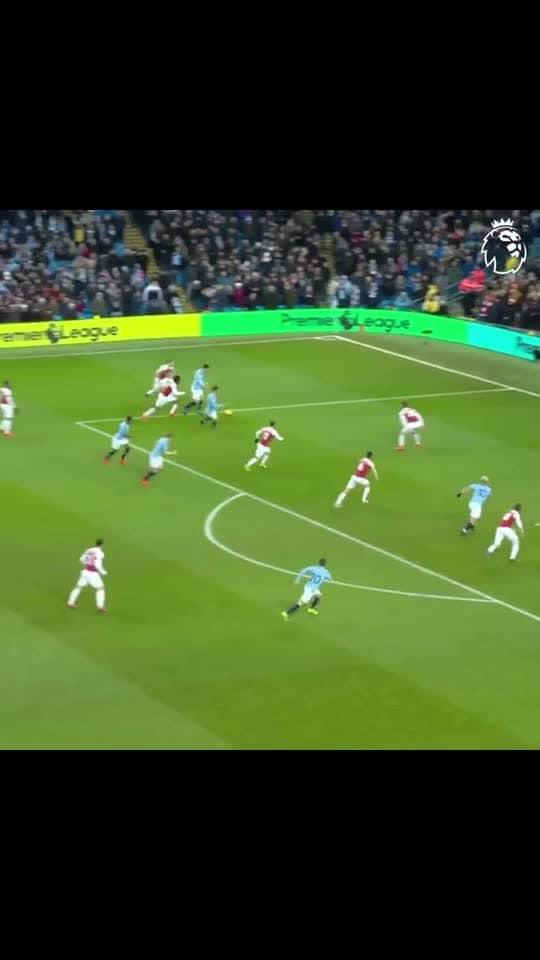 Seven goals in four league games  🔥   Aguero is the Premier League Player of the Month #
