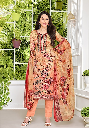 Karishma Kapoor Printed Designer Salwar Suits...💕 Price:- 1550/- To Order WhatsApp us (+91) 8097909000 * * * * #salwar #karishmakapoor #salwarsuits #dress #dresses #longsuits #suitsonline #bollywood #celeb #embroidered #onlinefloralsuit #floral #printedsuits #printed #straightsuits #dupatta #fashion #stylish #love #shopping #ethnic-wear