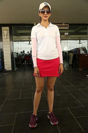 Rakul Preet Singh at Choice Foundation Golf Fundraiser 1st Edition https://www.southindianactress.co.in/telugu-actress/rakul-preet-singh/rakul-preet-singh-choice-foundation-golf-fundraiser/  #rakulpreetsingh #southindianactress #tollywood #tollywoodactress #indianactress #indiangirl #indianmodel #actress #fashion #style #indiangirl #actress #fashionmodel #shortdress #shortskirt #hotlegs #hotgirl #hotactress