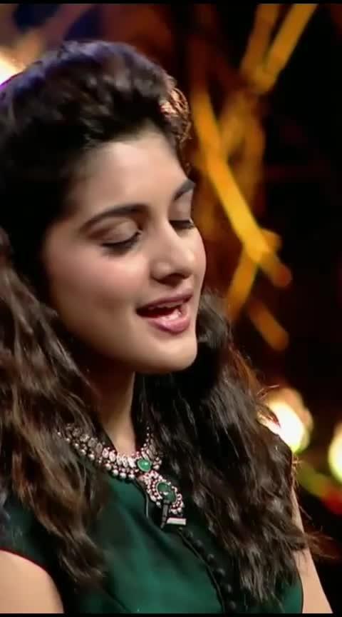 #Unnattundi_Gundey #Nivetha Singing 😍❤️❤️❤️❤️❤️❤️