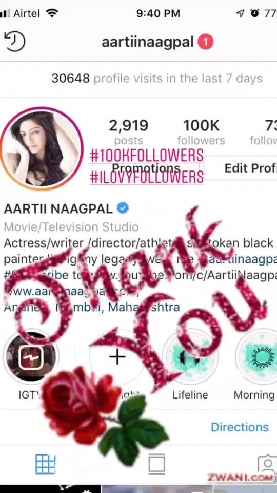 #thankyoumyfollowers #100kfollowers #instagram #gratitude #happy #loveuall