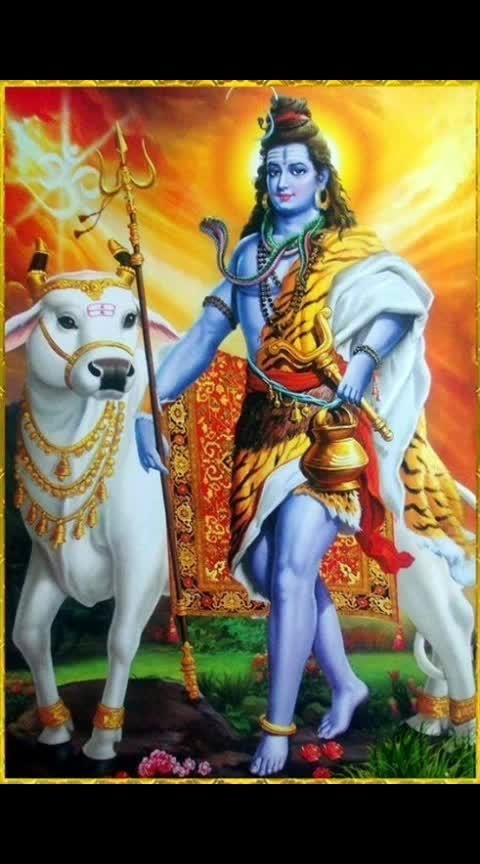 #omnamahshivaya  #harharmahadevॐ  #nilkanth  #om  #mahakaal  #roposobhakti  #bhakti-tv  #jai---shiv--shankar--bholenath  #bhakti  #godisgreat  #justbelieve  #miracleshappeneveryday  #god #dontworrybehappy  #goodvibesonly  #peace #shivji  #so-ro-po-so  #ropogood #roposo  #bholebhandari  #roposomusic  #beats  #roposomic  #headphone  #blessedlife