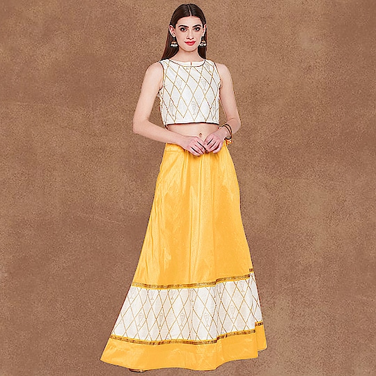 Look graceful and sophisticated at the upcoming evening soiree by wearing this dupion hand block printed lehenga set.  https://bit.ly/2ullAWr  #9rasa #colors #studiorasa #ethnicwear #ethniclook #fusionfashion #online #fashion #like #comment #share #followus #like4like #likeforcomment #like4comment #newarrivals #ss19collection #ss19 #outfit #lehengaset #lehenga