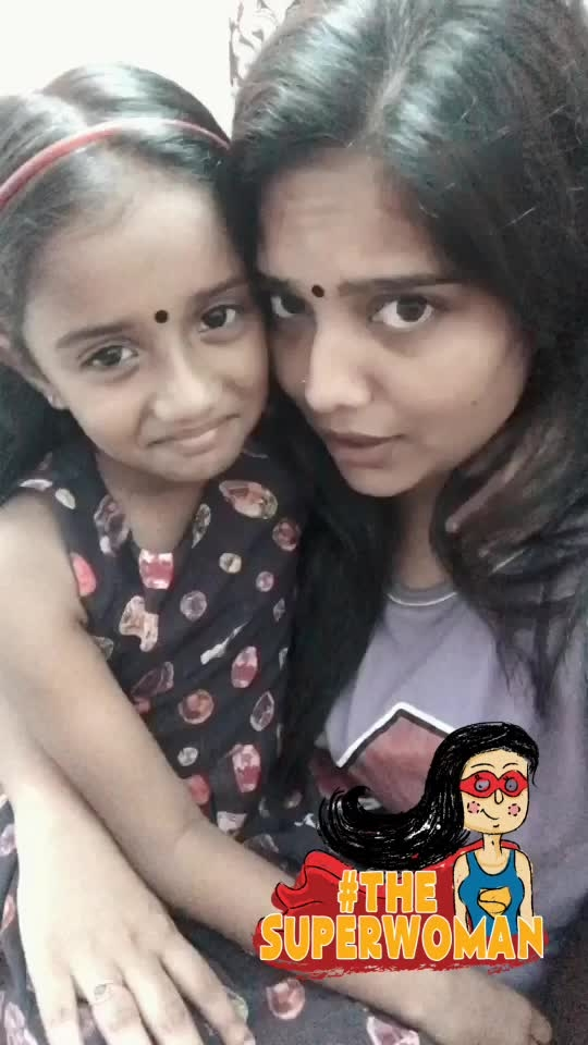 Iam proud of many thing in life bt nothing beats being a mother ❤️my super girl👧 #risingstar #roposostar #roposochannel #mothersday #watsappstatus #wow #trendinglive #beats #thesuperwoman