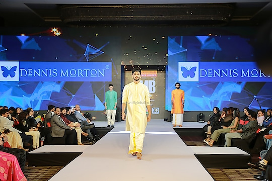 Dennis Morton Collection from Manjusha Mohan  #IFF #International_Fashion_Fest  #DrAjit_Ravi_Pegasus  #Pegasus_Global #Pegasus #Dennis_Morton #Manjusha_Mohan