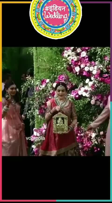 ,#akashambani #weddding