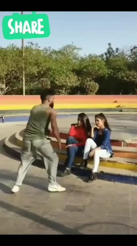#roposowow कितना खतरनाक विडीओ है 👌👌👌