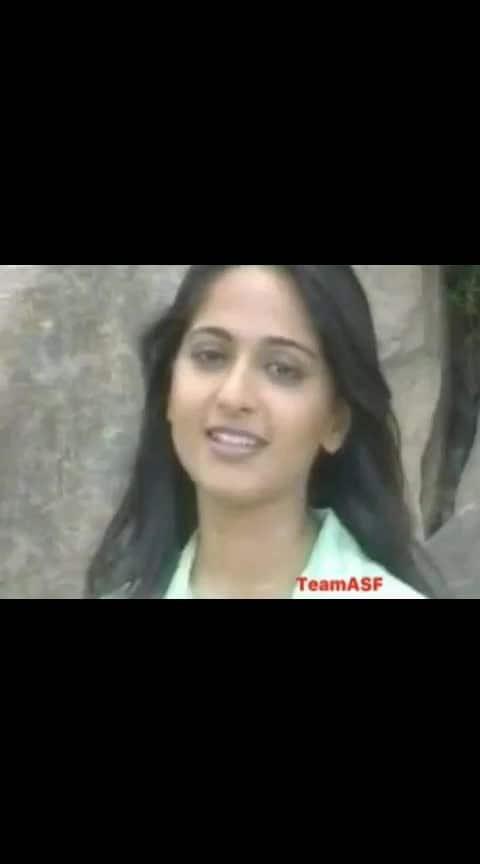 Anushka 1st Interview #anushkashetty #interview #anushkashettyfans #