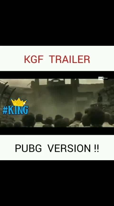 #pubgindia #kgftrailer #pubglover