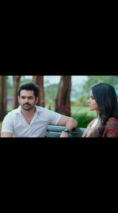 Love proposal #ram #anupamaparameshwaran #love #proposal