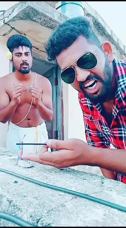 Ambala Devi ahh 😂 😂 Thevera Vathi Pasaingala. 😂 😂  Diwali atrocity 💣 🌋 #yoyo Mokka of the day 🙄🙄😂😂😜😜 #roposo #ropostar #ownconcept  #mokka #tamil-comedy #mokkacomedy #tamil #roposo-tamil #love #risingstar #yoyohoneysingh #mokkapostu