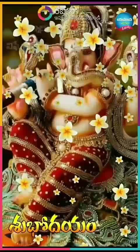 🕉 Om Ganeshaya namhaa🕉️🙏🙏🙏