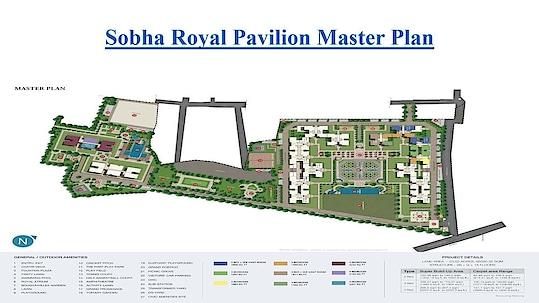 #SobhaRoyalPavilion - #RajasthanThemed 2,3 & 4 BHK #Luxury #Sobha #Apartments On #East #Bangalore Sobha Royal Pavilion Project Details: 1. Development Type: Luxury Apartments 2. Development Stage: Ongoing 3. Land Area: 24 Acres 4. No Of Units: 1284 Units 5. Unit Type: 2, 3 & 4 BHK 6. No Of Blocks: 16 Blocks 7. Total Floors: 2B+G+18 Floors 8. Address: Thomas Layout Hado Siddapura, Carmelaram, Hadosiddapura, Chikkakannalli, Bengaluru, Karnataka 560035 9. RERA ID: PRM/KA/RERA/1251/446/PR/190204/002338  10. Possession: 2023 11. SBA: 1350 - 2300 Square Feet 12. Property Name: Sobha Royal Pavilion 13. Project Builder: Sobha Limited 14. Project Location: Sarjapur Road, East Bangalore 15. Contact: +91 9590101000