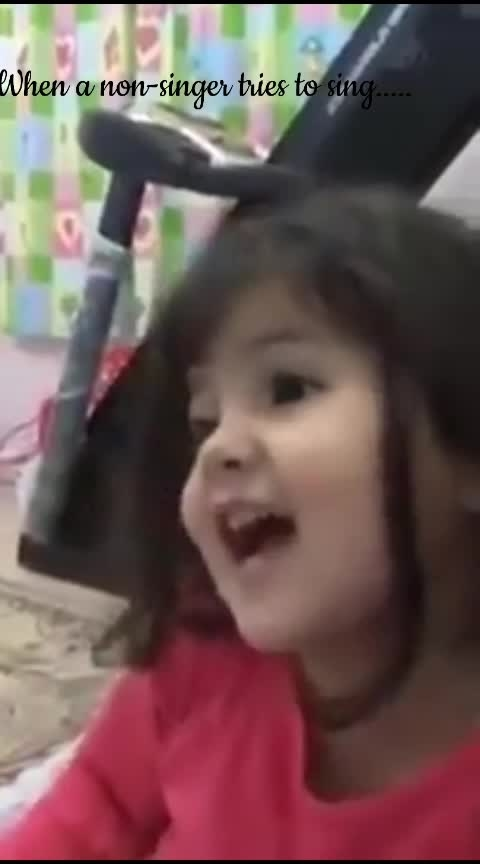 #kids #cute #cutness #cute-baby #baby #love #life #sing #bad #singer #relatable #cutie #roposo #video #effects