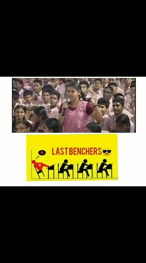 #proudmoment #lastbenchers #rops-style