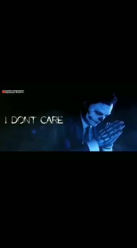 #attitude  #idontcare #whatsupstatus  #iamsingle  #single-status