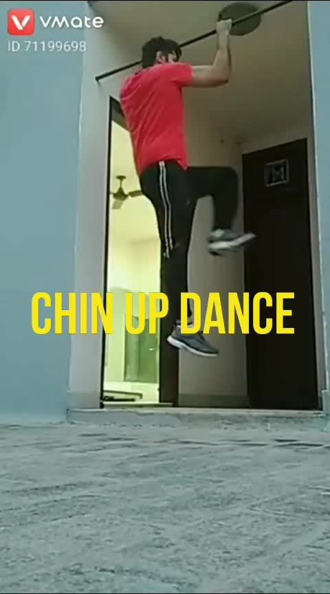 Chin Up Dance  #dance #fitnessaddict #fitness #fit #fitnessmodel #fitnessgoals #workoutmotivation #workout #homeworkout #homeworkouts #coreworkout #fridayfun #fridayfeeling #fridaymotivation #chinups
