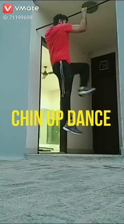 Chin Up Dance  #dance #fitnessaddict #fitness #fit #fitnessmodel #fitnessgoals #workoutmotivation #workout #homeworkout #homeworkouts #coreworkout #fridayfun #fridayfeeling #fridaymotivation #chinups