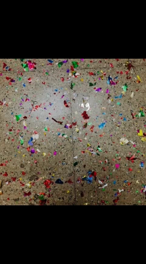 Confetti!!!  . #art #roposo-art #roposo-quotes  #roposo-styl  #roposo-new #roposoers #roposoness #roposofashionblogger #roposofasion #roposocreater #ropogal #ropofam #ropodaily