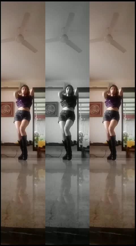 #faded #dance #boots #heels #roposo-dance #hotness