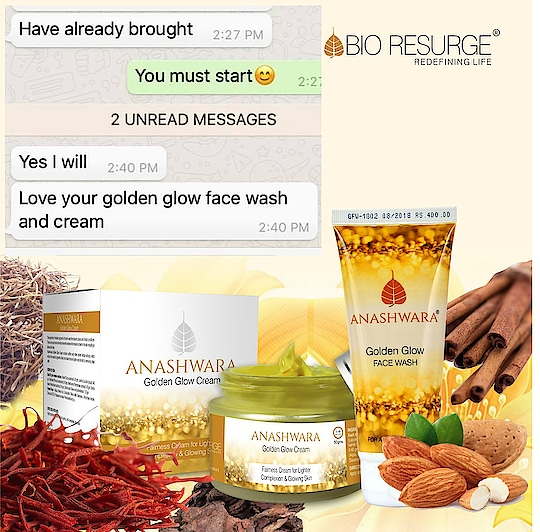 Testimonial Fridays! Happy clients, happy us 😊😊😊 Shop Now:  https://bit.ly/2GWH4kn | Amazon, Snapdeal, Flipkart, 1mg, NYKKA, Guardian pharmacy, paytm, eBay. #goldenglowcream #getyourglow #bioresurge #ayurveda #natural #pure #skincare #face #nochemicals #effectivecare #feedback #follow #like #review #motivation #love #followme