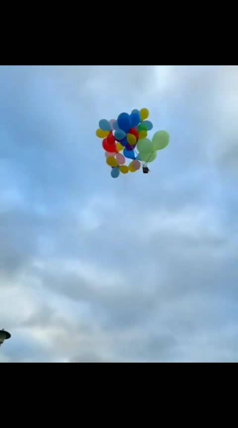 #helium-baloon-with-shoe #fun-moments