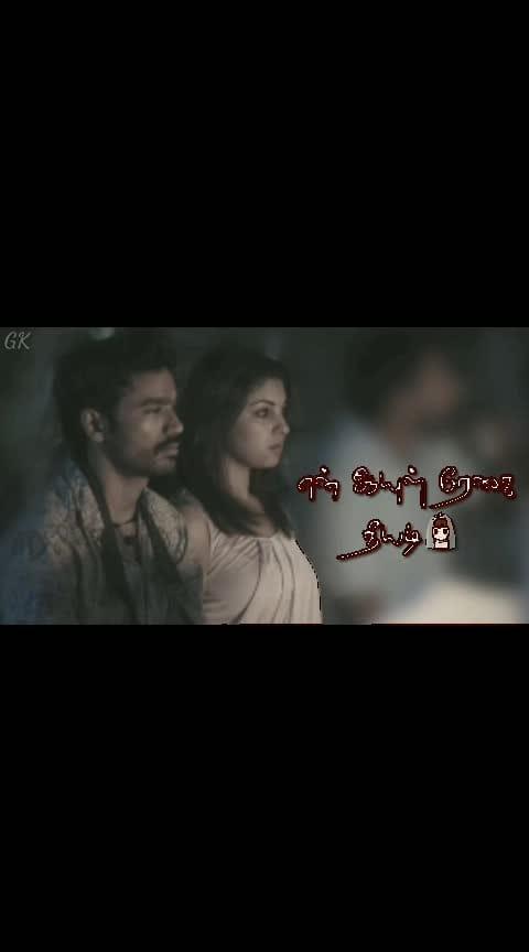 Voice of GV is magic  #roposotamil #roposo_beats #tamil #semma_bgm #tamilsong #gvprakash #selvaraghavan