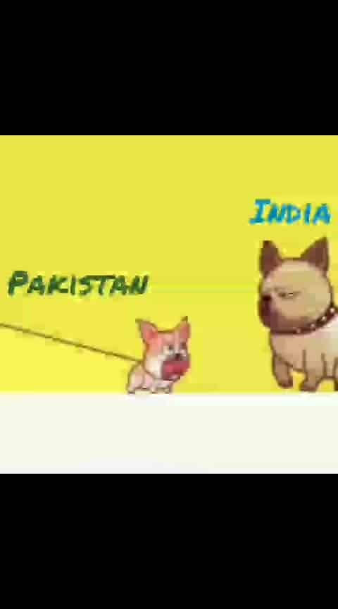 True Story About Pakistan And India  #jaihind
