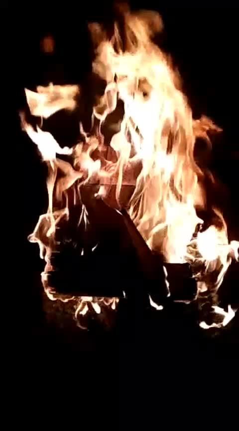 bone fire