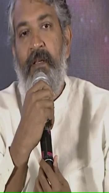 #ssrajamouli comments on #jrntr and #ramcharan
