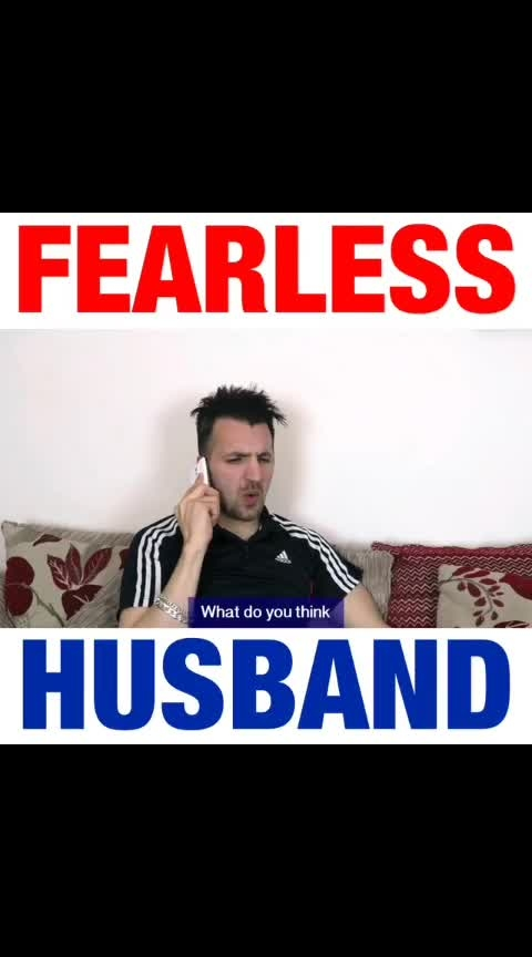 #fearless husband #ozzyraja