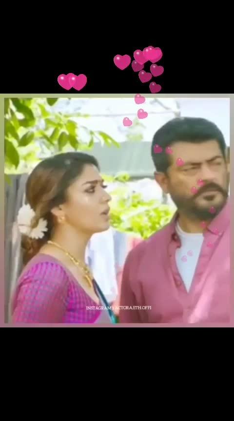 #viswasam husband wife love Scene #ajith #nayanthara #thalawhatsappstatus #romantic_song #romance  #RJBalaji about #Thala #Ajith | Courtesy : SunTv | #NerKondaPaarvai😎 Follow @thalafansc  #thala #thalaajith #ajithkumar #kollywood #kollywoodactor #tamilcinima #southcinema #thalapic #thalafansclub #altimatestar #kingmaker #ak #tamilvideos #thalavideo #thalapolavaruma