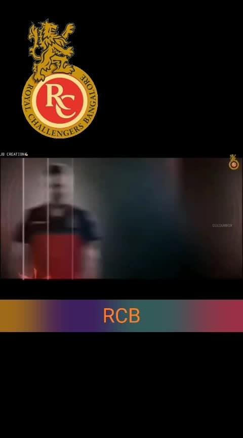 #rcbians  #royal  #rcbforlife  #rcb  #vivoipl  #sportstvchannel  #biggest  #team