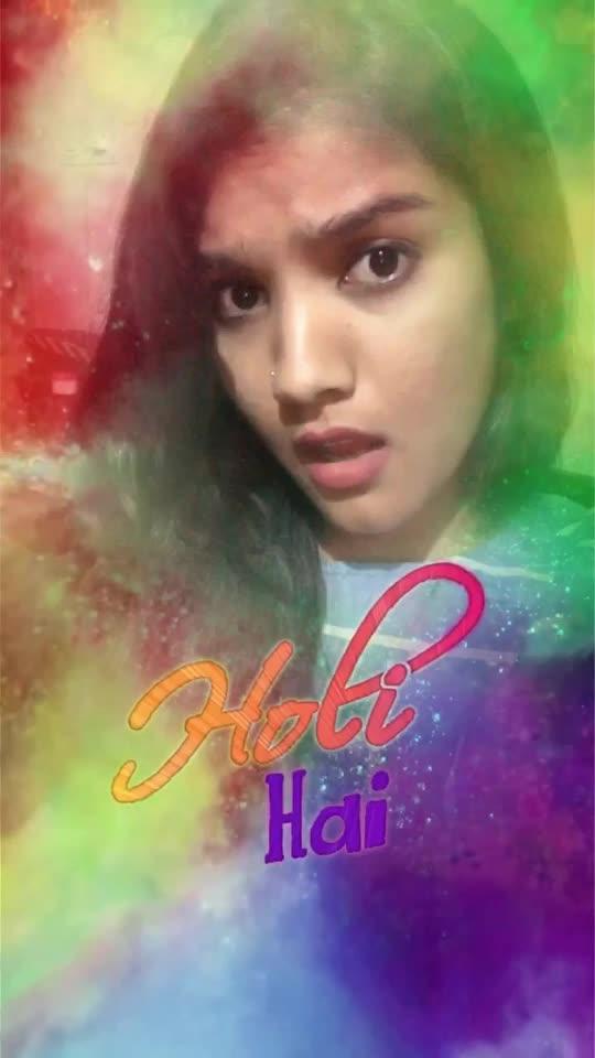 #holi #special #melody #dramebaaz #raisingstar #love