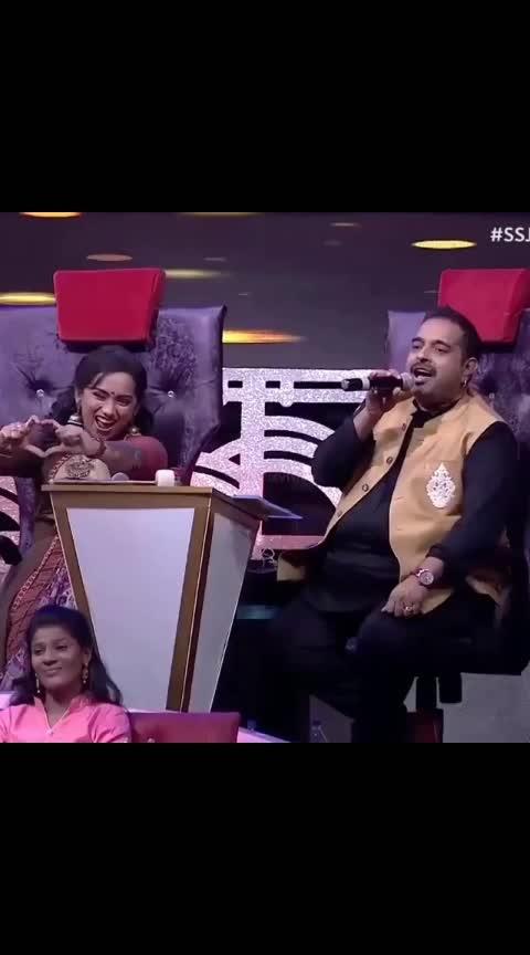 #vijaytv #ssj #aahana #cutesinger #tamilsong #singer
