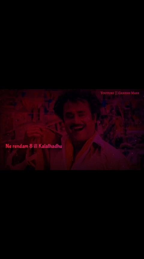 Rajinikanth quotes song life lyrics 👌👌👌👌👌🙏🙏🙏🙏🙏@natheesha  #male #rajinikanth  #2point0  #2point0traileronnov3 #rajini #rajini165  #bachcha #superstar-rajinikanth