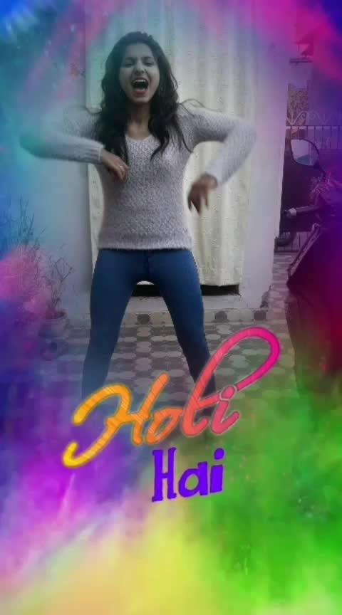 #happyholi#roposodance#holidance#bollywoodactor