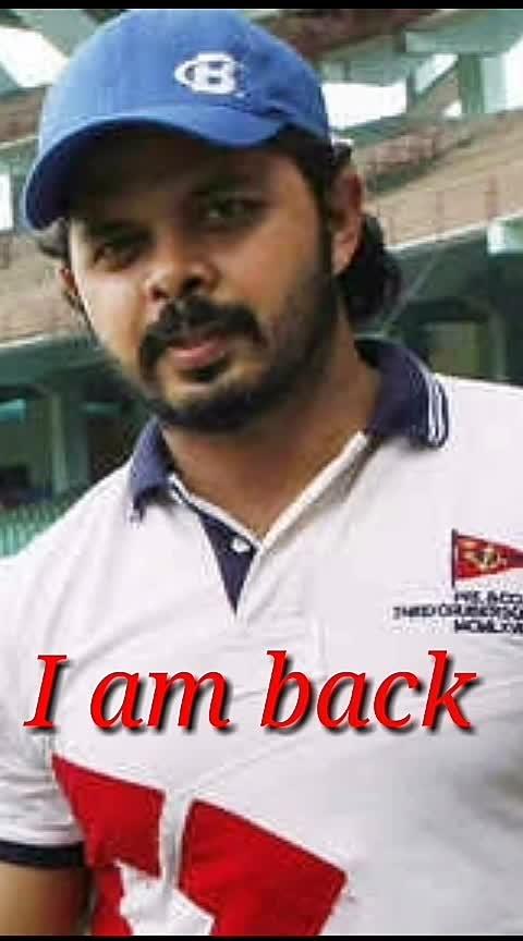 sreesanth is back