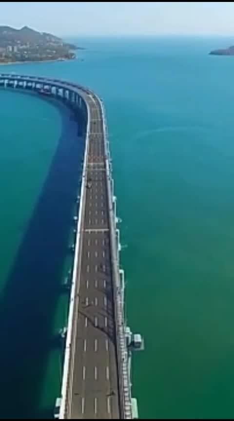 #biggest #bridge in china