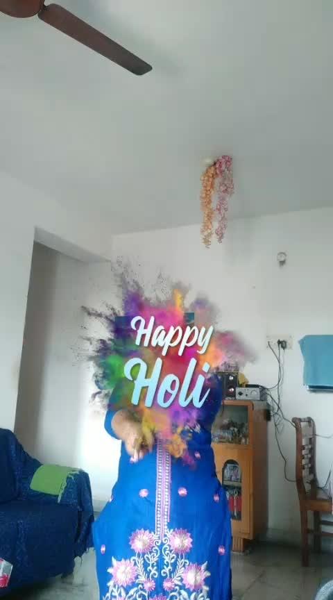 #happyholi2k19