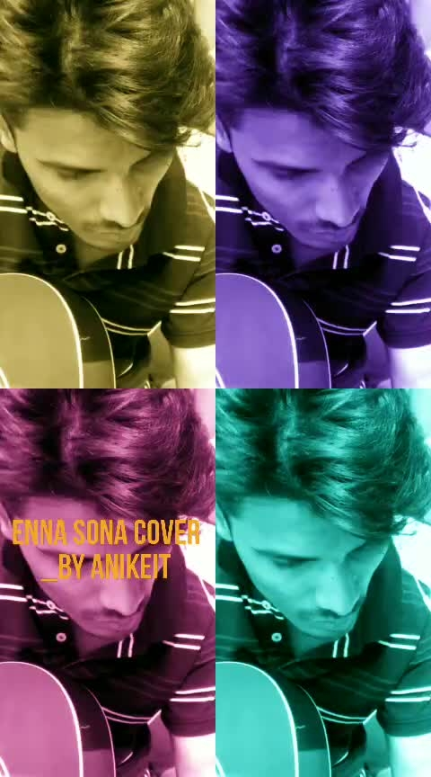 Enna sona cover song by Anikeit #arijitsingh #arrehman #okjaanu #coversong #roposo-hindi #hindisong #vocals #singingsolo #maharashtra #nashikfame #roposodaily