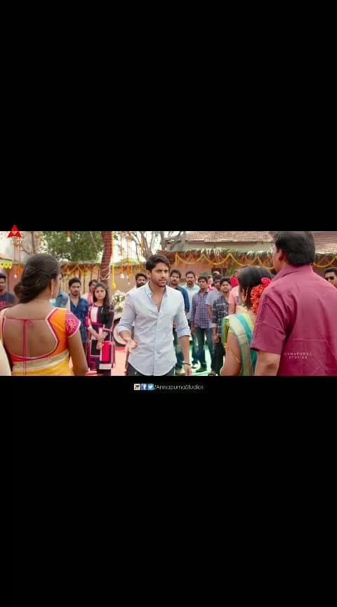 #rarandoivedukachuddam #telugumovie #emotional_scene #nagachaitanya #rakulpreetsingh #devisriprasad  #annapurnastudios