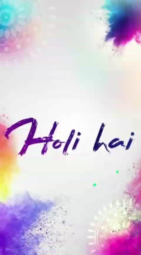 holi hai #roposo #beats #roposo-beats #bollywood #filmygyan #haha-tv