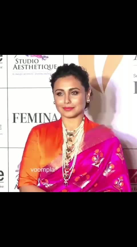 Like Rani Mukerji's saree look????  #bollywood  #ranimukherjee  #ranimukherjee   #bollywoodstyle  #bollywoodfashion  #mumbaidiaries  #delhidiaries  #indianactress  #bollywoodactress  #bollywoodactresses #rani #ranimukherjeestyle #shahrukhkhan #salmankhan #actor #love #song #dance #videooftheday #video